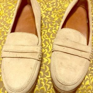 Suede Loafers 👞